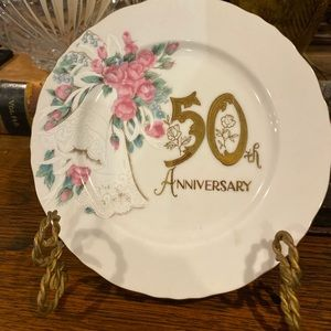 Other - 50th ANNIVERSARY PLATE
